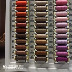 Fils couture Gutermann 100 m Polyester - 250 couleurs
